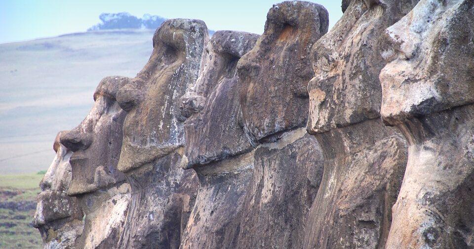 На табличках из острова Пасхи обнаружили скрытые символы