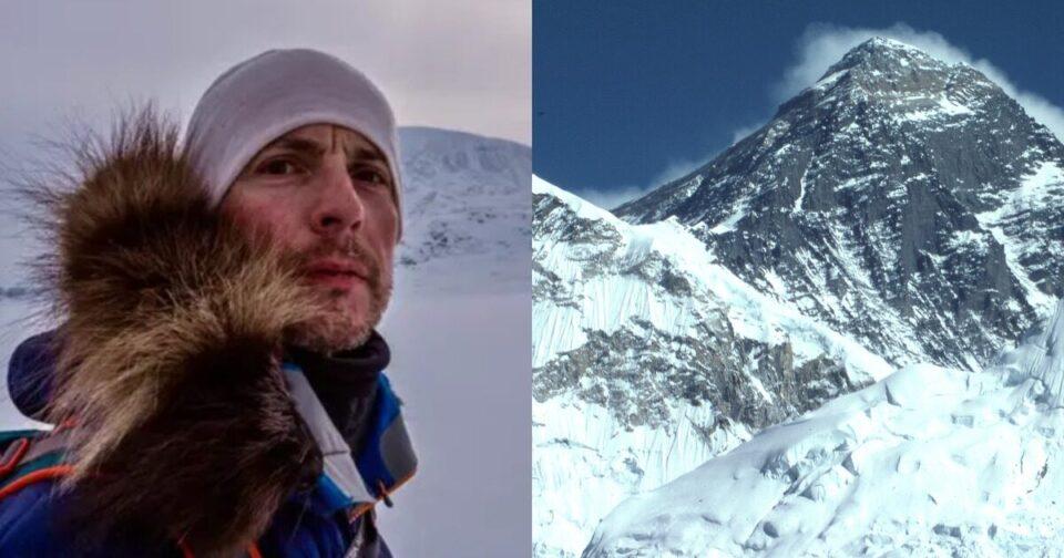 Мужчина, страдающий болезнью Паркинсона, собирается покорить Эверест
