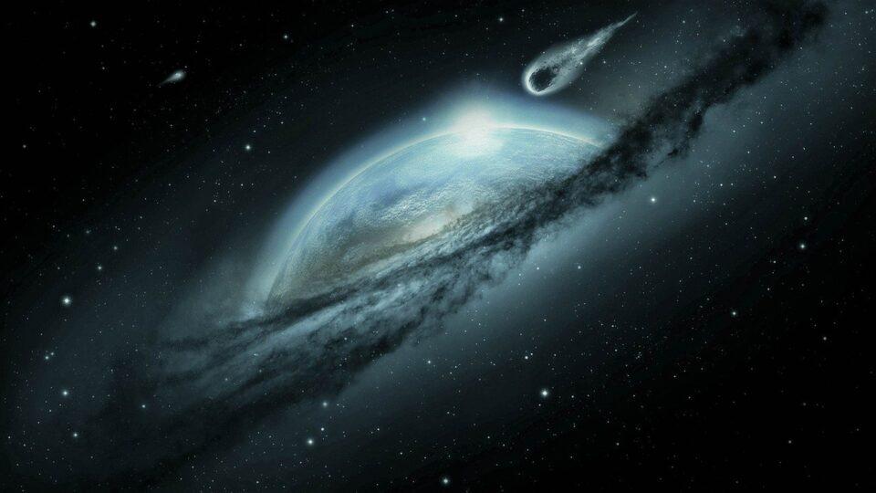 Вселенная может не иметь начала, что делает ее вечной