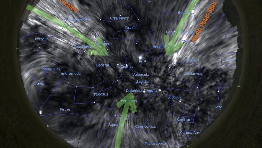 Астрономы предполагают, что Земля находится в магнитном туннеле
