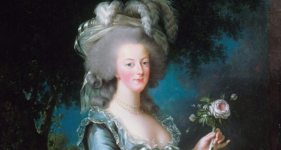 Найдена любовная переписка королевы Франции со шведским графом