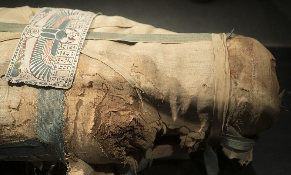 В Египте мумификация умерших началась на тысячу лет раньше