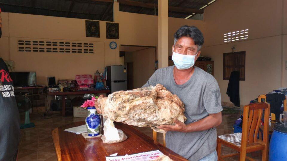 Неожиданная находка сделала из тайского рыбака миллионера