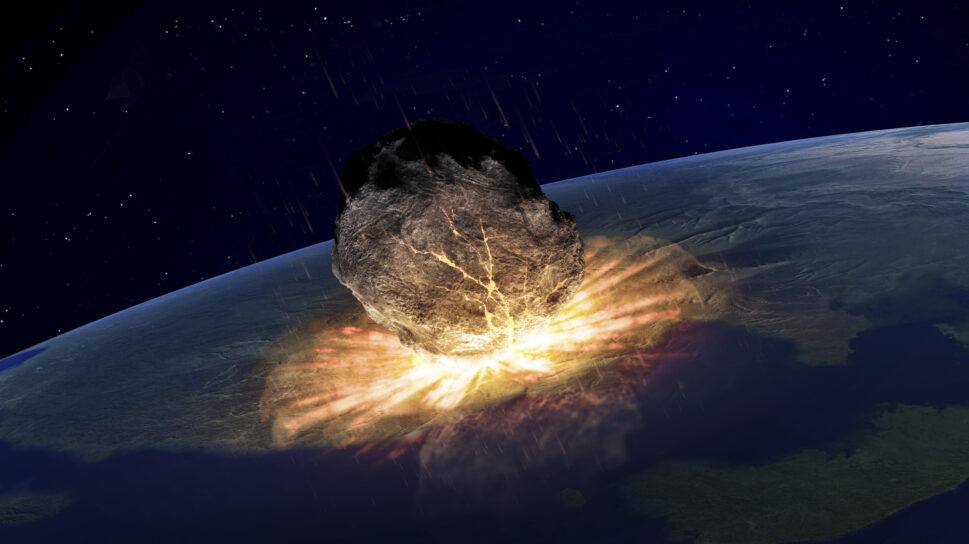 Ученые выяснили, что произошло, когда в Землю врезался 12-километровый астероид 66 млн лет назад