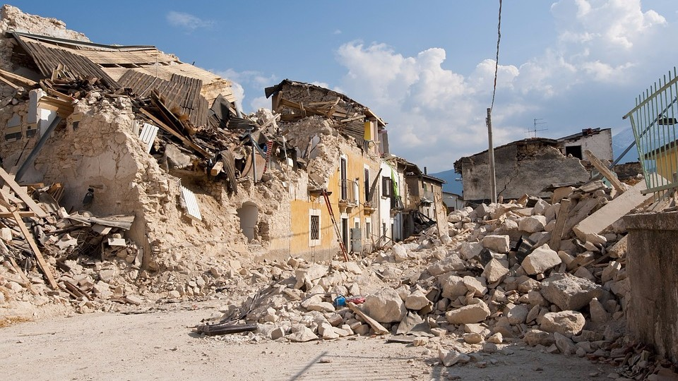Риму осталось существовать ровно полмесяца: в мае территория будет уничтожена