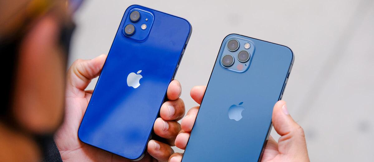 iPhone 12 оказался популярнее предшественника