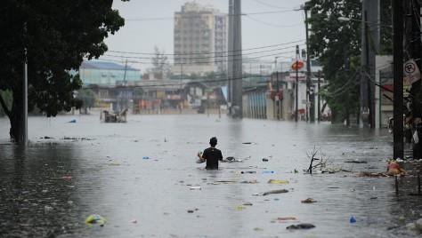 Филиппины: растет число жертв тайфуна Коппу