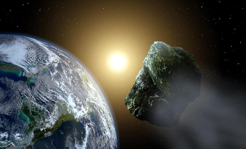 Привет из космоса: на этой неделе возле Земли пролетит огромный астероид