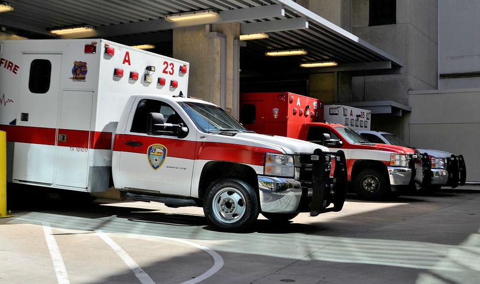 История автомобилей скорой помощи