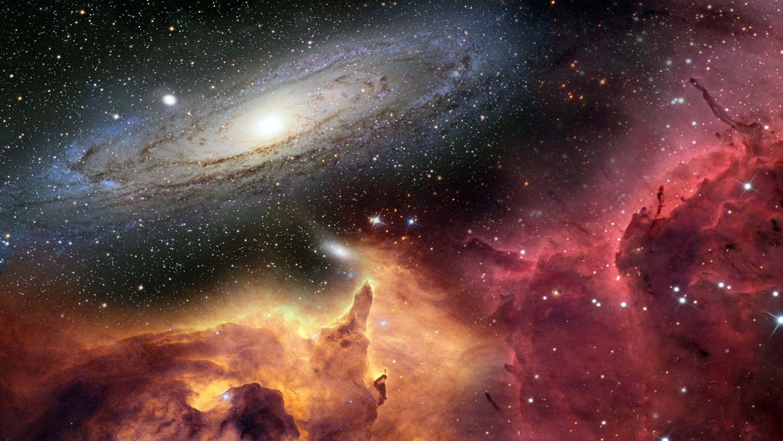 Астрофизики: возле Млечного пути произошло столкновение двух галактик