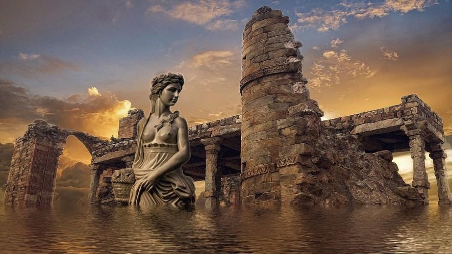 Древняя Атлантида. Мифы или правда?