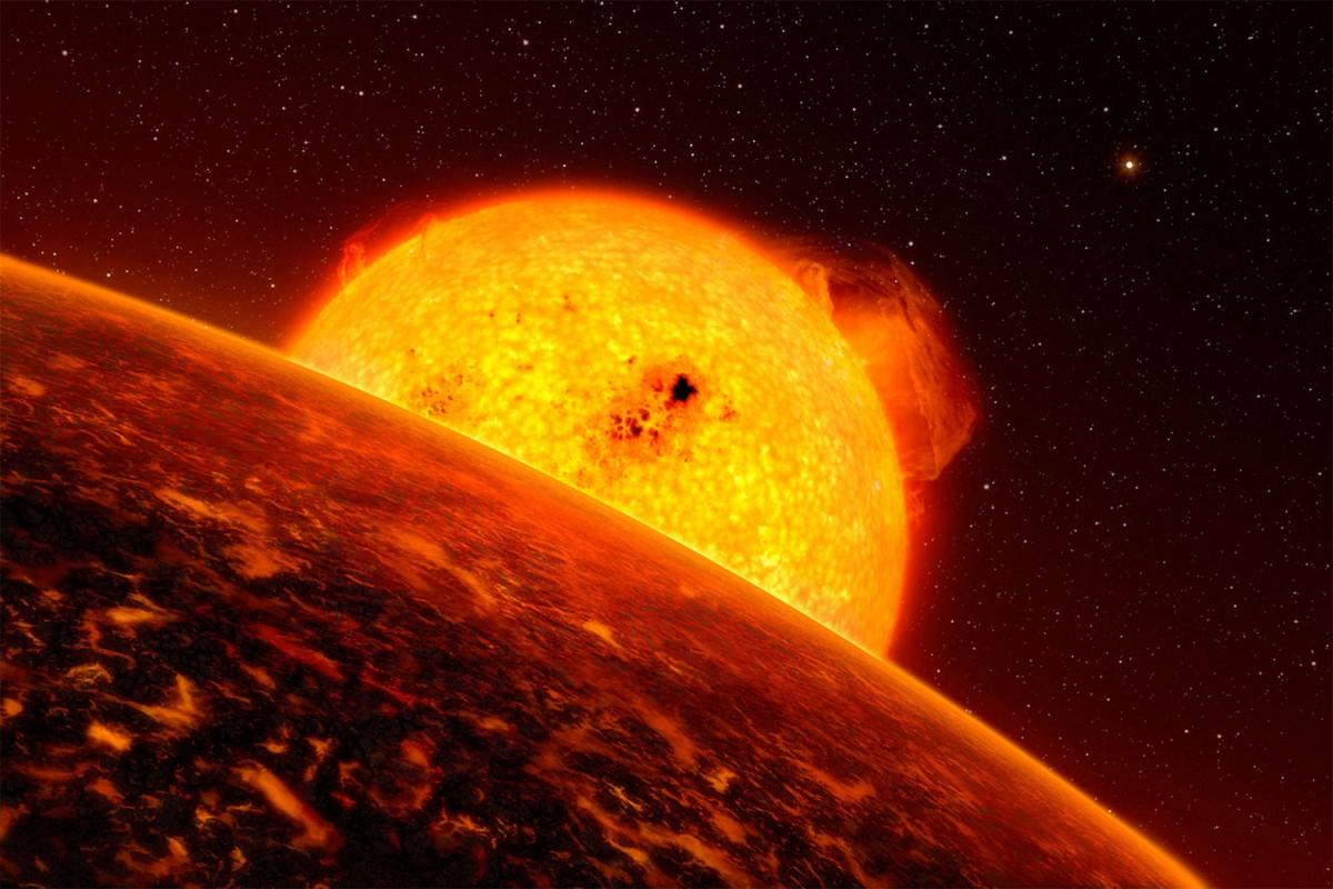 Инопланетный разум невозможен из-за климатических изменений?
