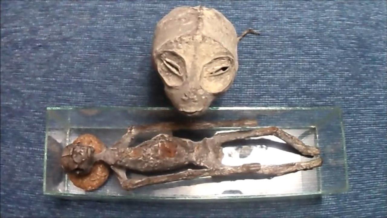 Обнародованы новые подробности об останках инопланетян из чилийской пустыни Атакама