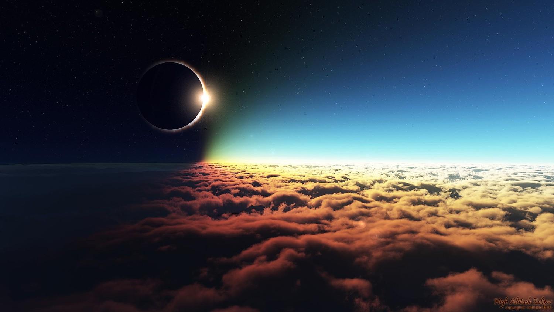 Ученые сообщили, что через 100 дней над Америкой потухнет Солнце