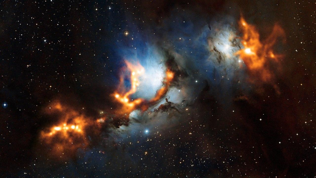 В туманности Ориона 600 лет назад происходили «звездные войны» — ученые