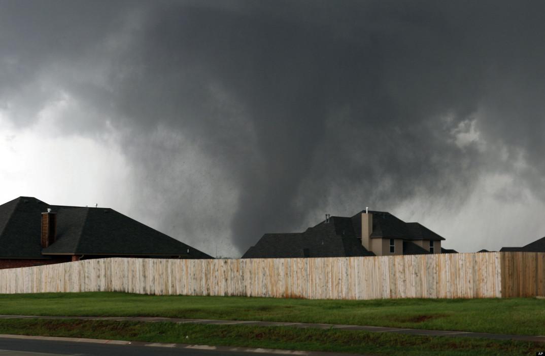 Климатические изменения усилили торнадо в США