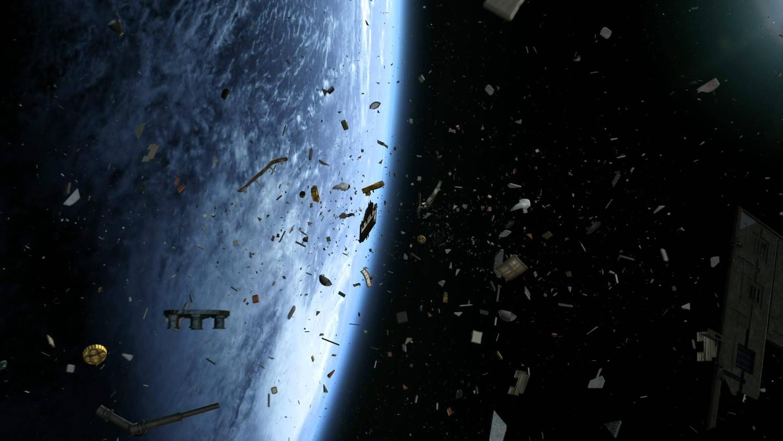Ученые нашли в космосе летающие пленки охотящиеся на спутники