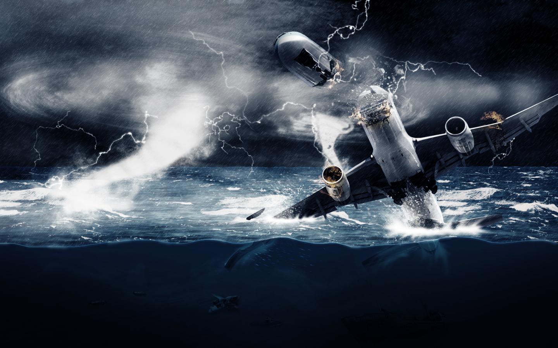 Названа возможная причина пропажи кораблей в Бермудском треугольнике