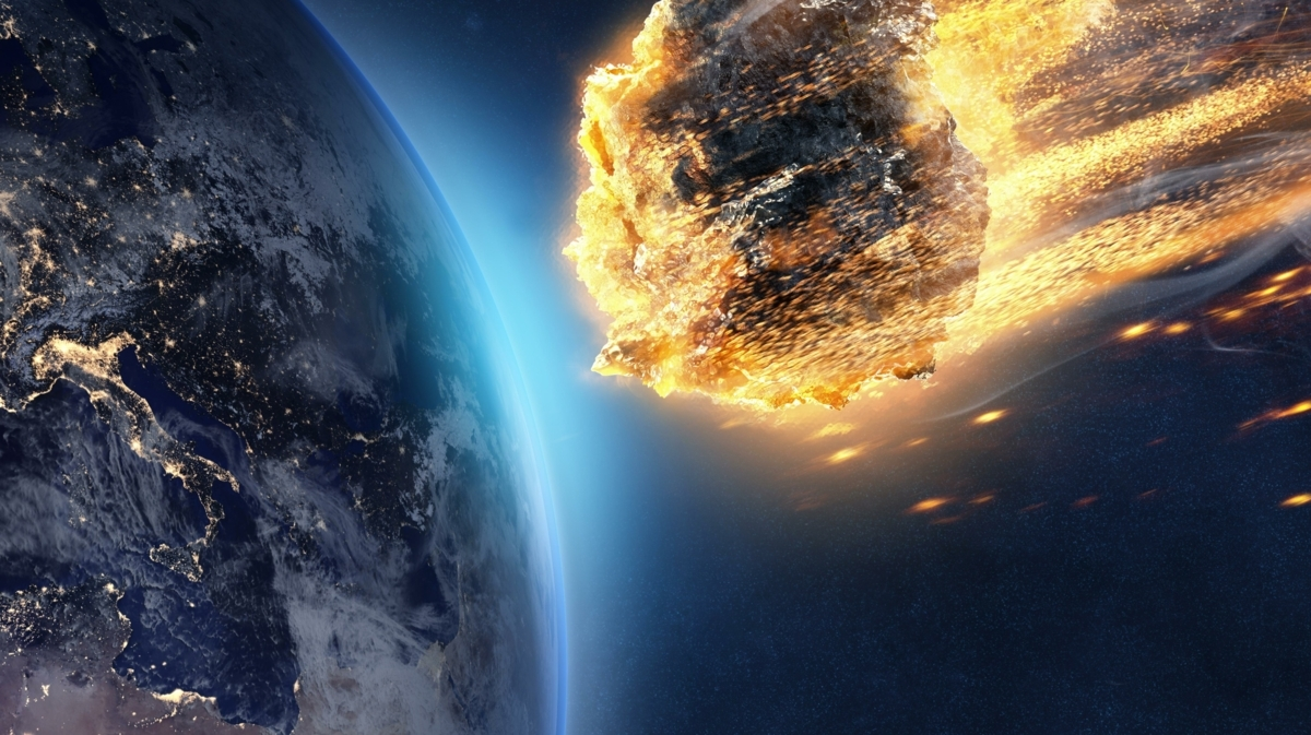 Солнце может подтолкнуть астероид Апофис к столкновению с Землей