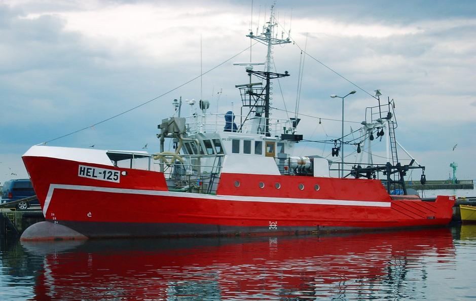В Балтийском море НЛО нападал на польских рыбаков