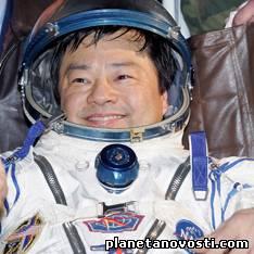 Астронавт рассказал о встрече с пришельцами