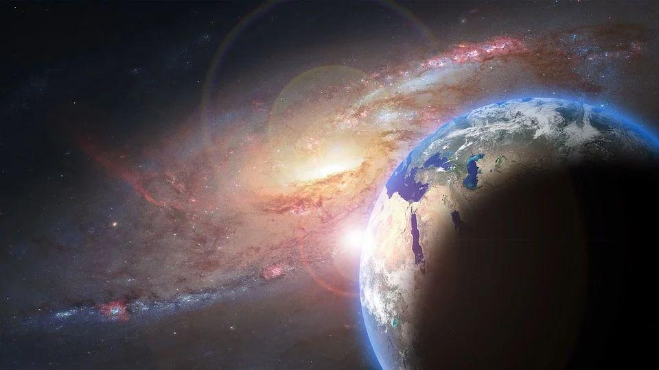 Недалеко от Земли найдено таинственное скопление темной материи