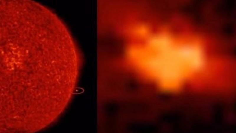Возле нашего Солнца заметили что-то огромное и таинственное