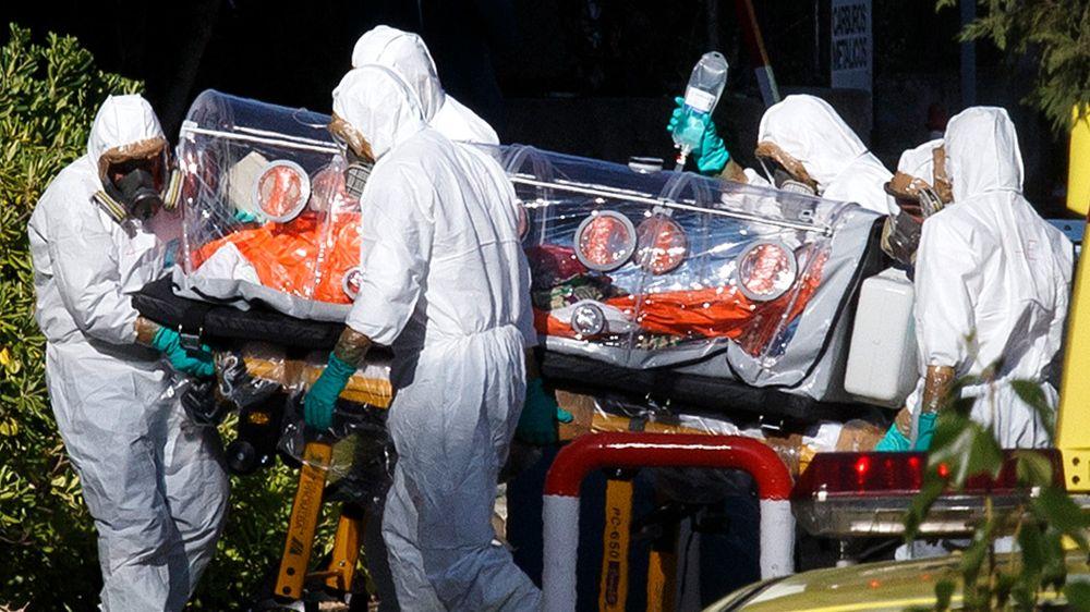 В Индии вспышка неизвестной болезни: один человек умер, сотни в больницах
