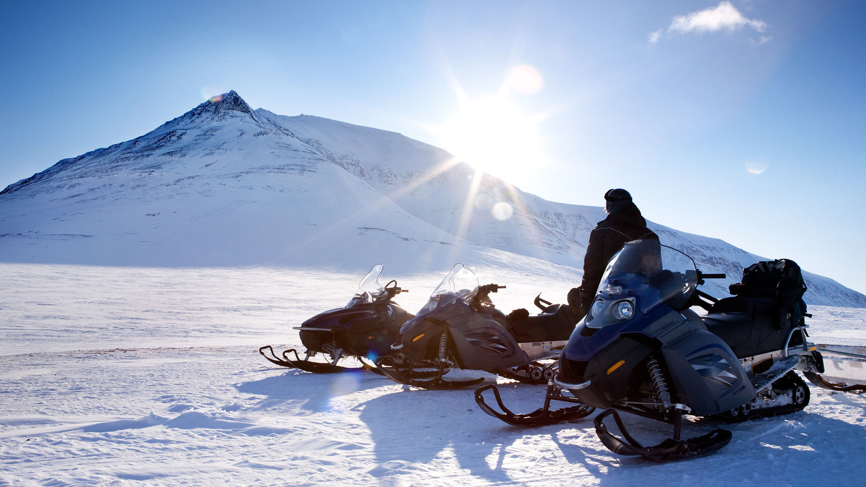 Перевал Дятлова открыт для туристов на снегоходах и мотовездеходах