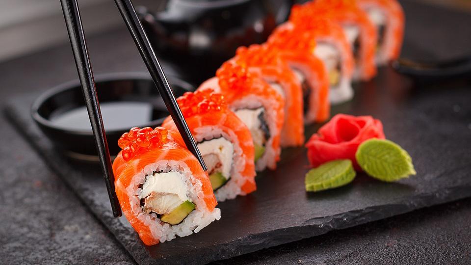Что такое суши и роллы и в чем их разница