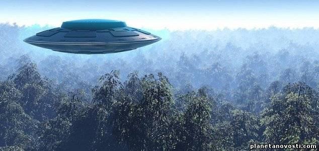 Правительство фальсифицирует истории о НЛО