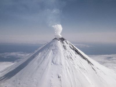 Самый правильный вулкан в мире