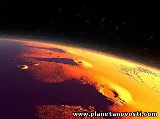 Ученые считают, что на Марсе есть жизнь