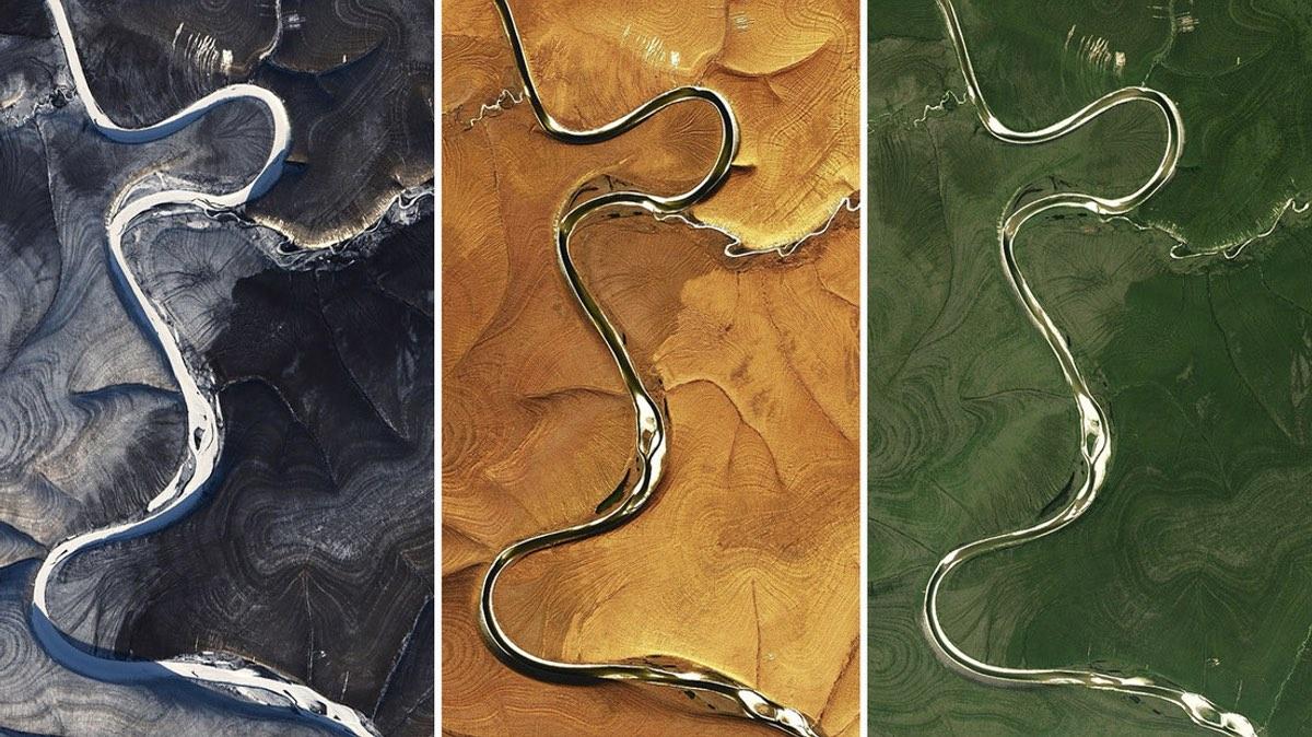Спутниковые снимки северной части Сибири поставили ученых НАСА в тупик