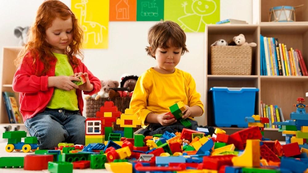 Как правильно выбрать конструктор детям