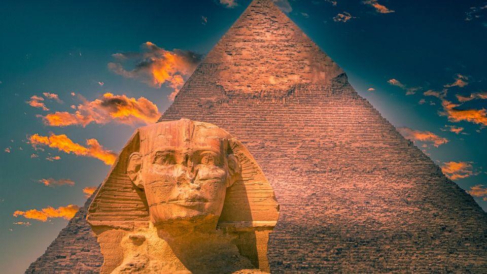 Египтолог объяснил, зачем в пирамиде Хеопса заброшенная камера