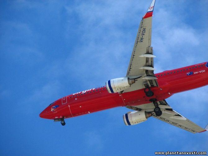 Пассажира обвинили в попытке угона самолета из-за туалета