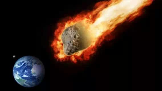 8 июня гигантский астероид «Антихрист» сблизится с Землей