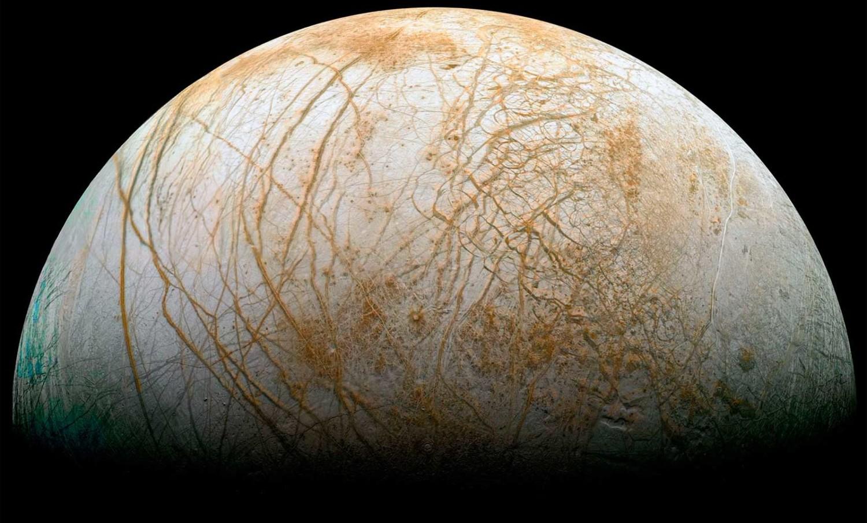 Ученые полагают, что на спутнике Юпитера существует жизнь