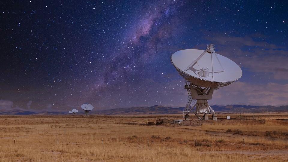 Ученые нашли источник мощного сигнала из космоса