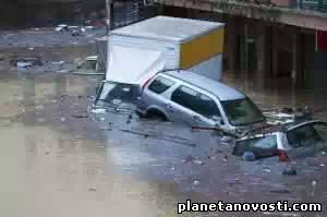 Риск наводнений в Европе может удвоиться к 2050 году