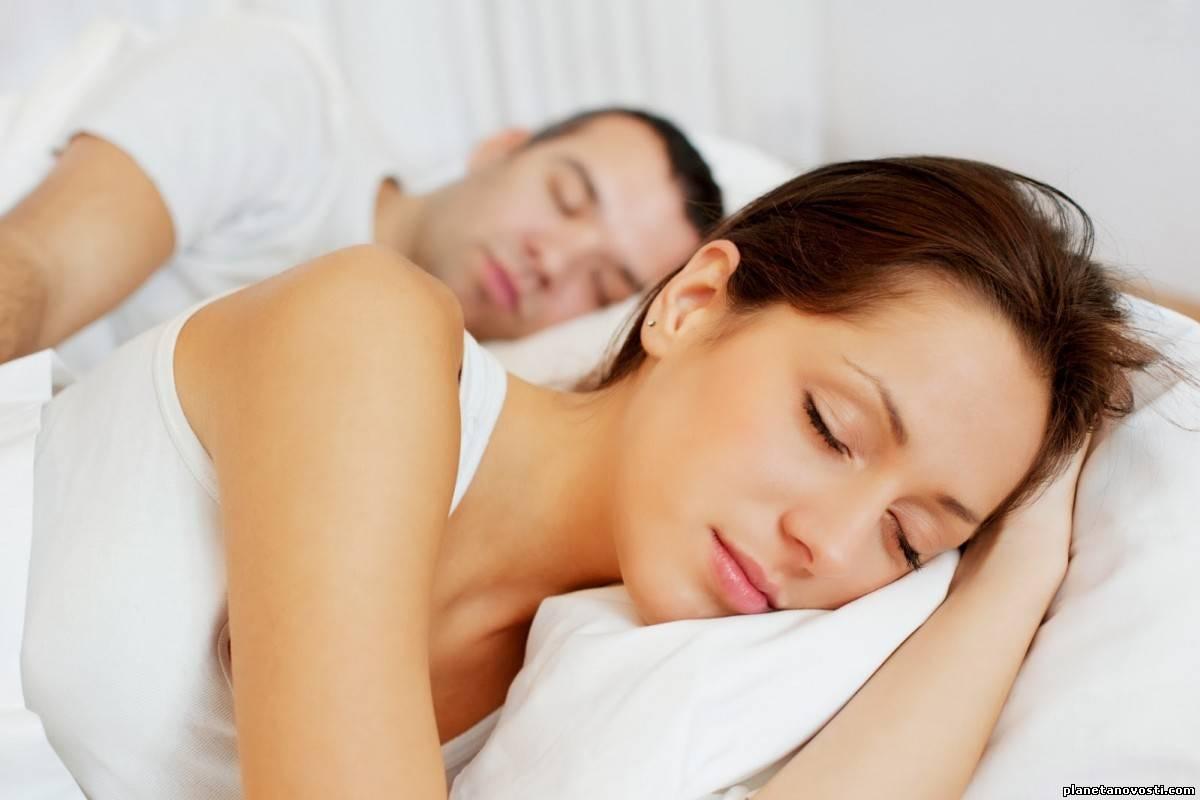Мужчины и женщины видят совершенно разные сны