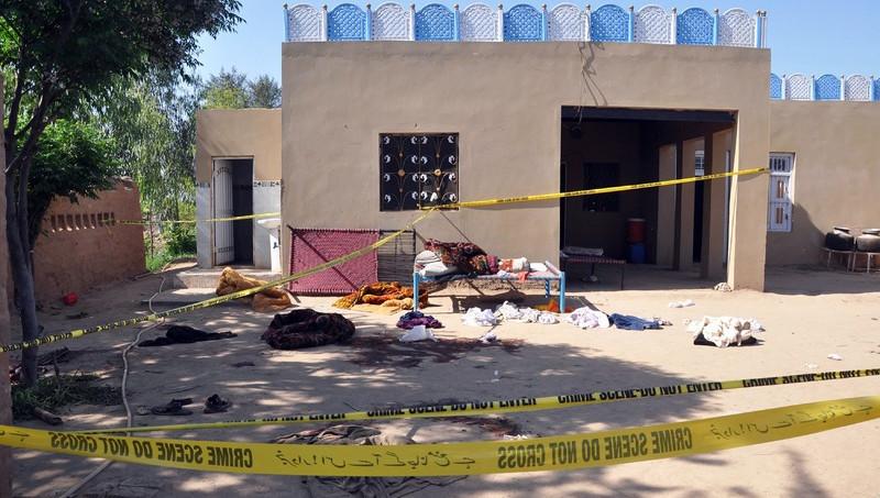 В Пакистане смотритель храма жестоко убил 20 прихожан