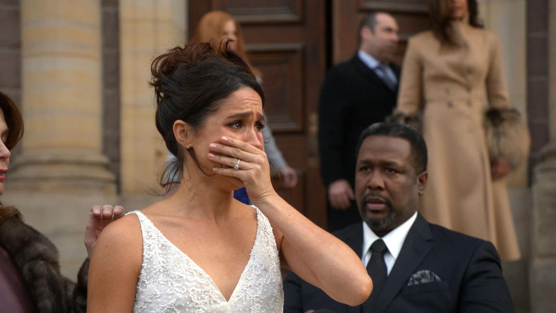 Скандал в королевской семье: Кейт Миддлтон дала пощечину Меган Маркл