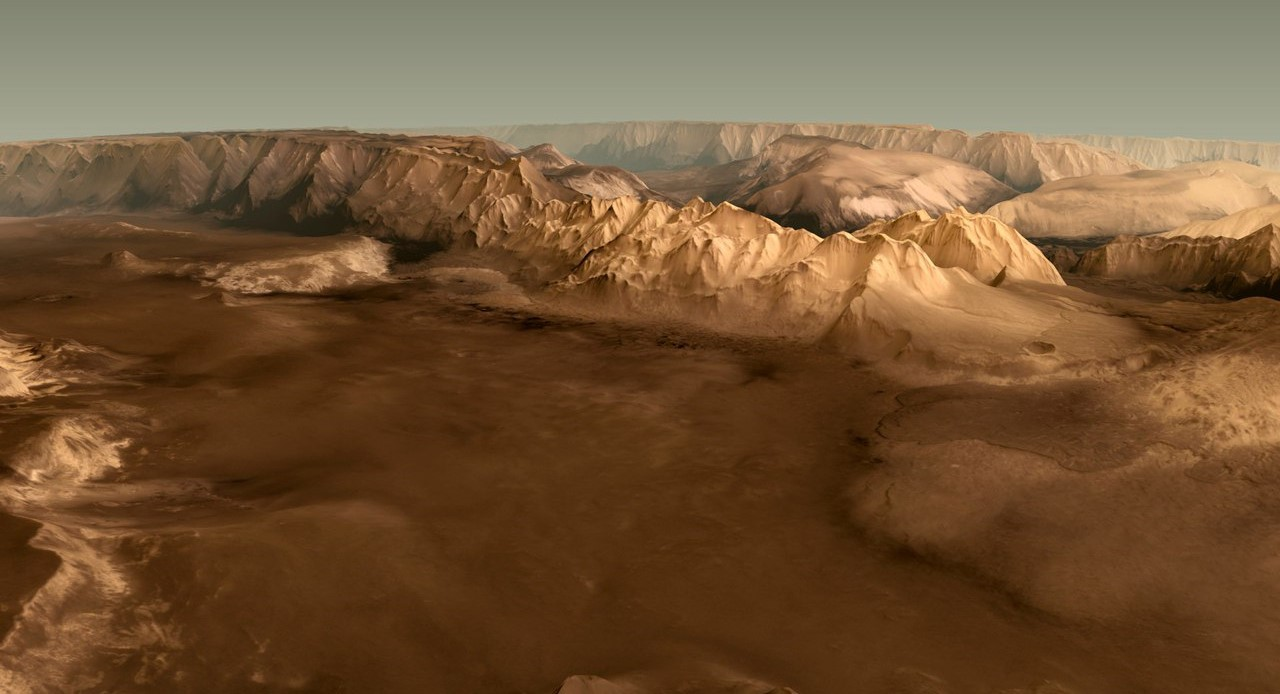 NASA разработало прибор для прогнозирования погоды на Марсе