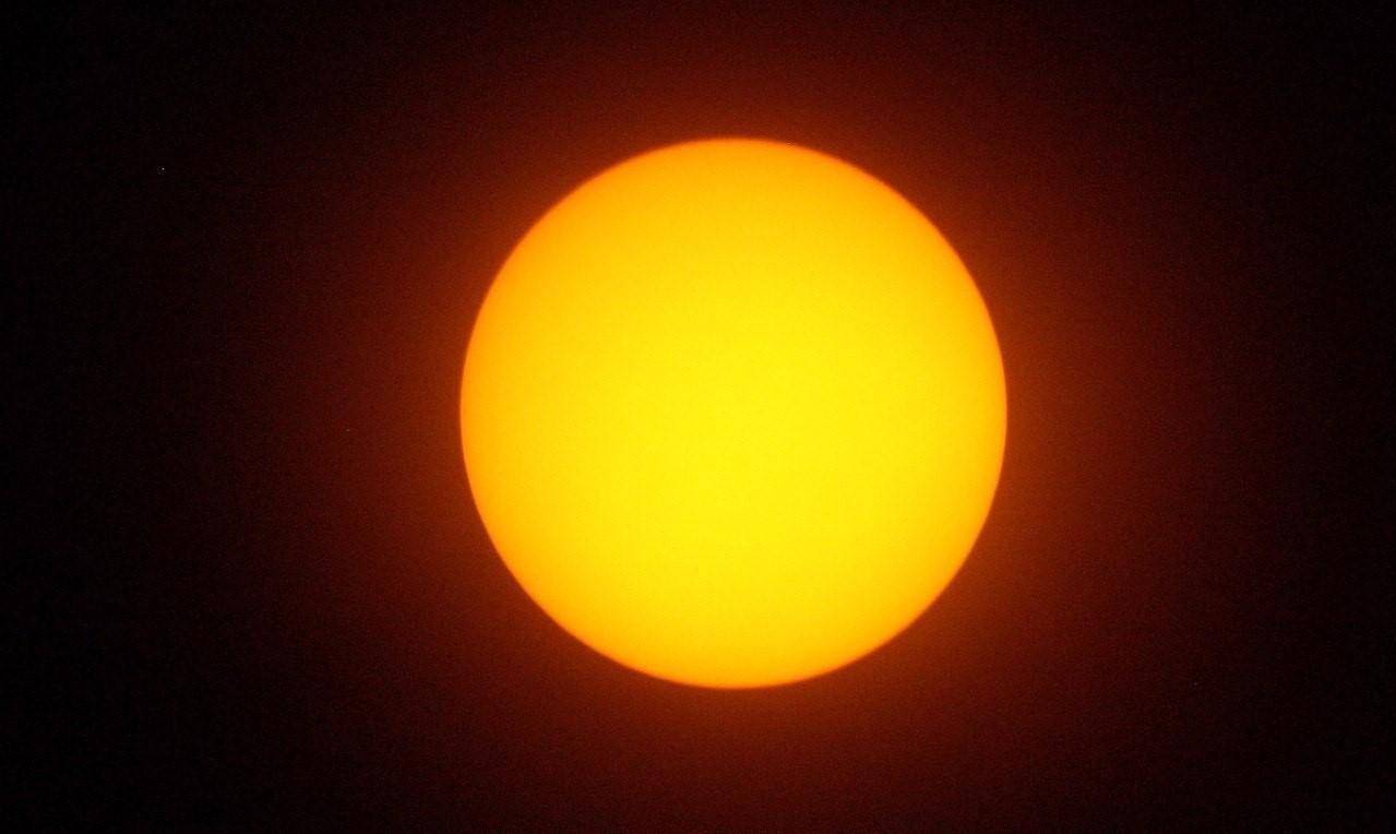 На Солнце уже более трех недель не наблюдается ни одного пятна