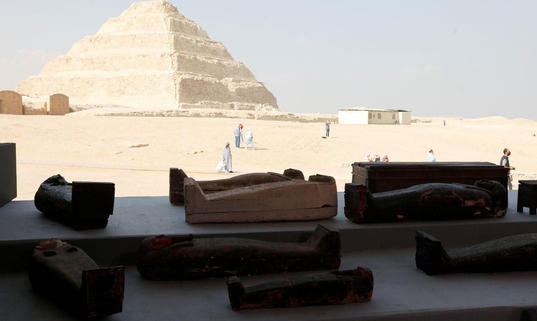 50 деревянных саркофагов: египетские археологи совершили крупную находку