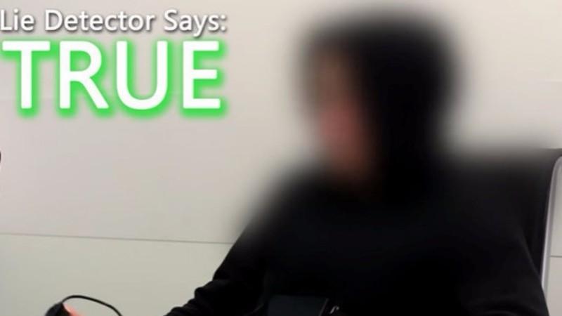 Мужчина из 6491 года прошел тест на детекторе лжи