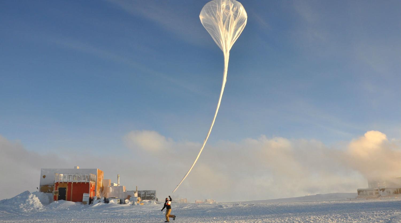 Ученые NASA обнаружили исследовательский шар спустя год после его пропажи