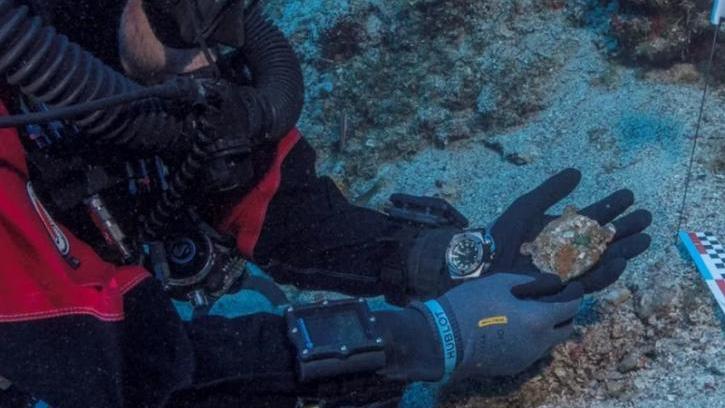 В Эгейском море нашли «компьютерную» деталь возрастом более 2000 лет